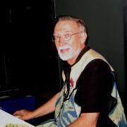 Stewart Woodward volunteering
