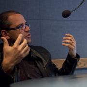 Professor Nabil Echchaibi on KGNU radio