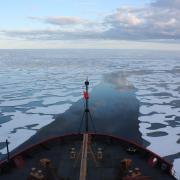 NASA sea ice