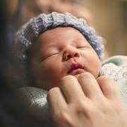 Newborn (Pexels stock image)