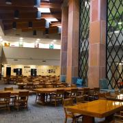 Study space inside Norlin Library