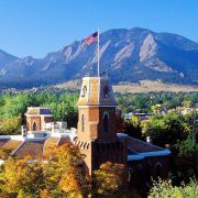 Old Main on the CU Boulder campus