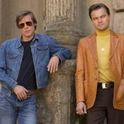 Brad Pitt and Leonardo DiCaprio star in Once Upon a Time in Hollywood