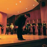 A past Pendulum New Music performance