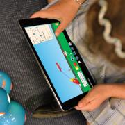A photo of someone using PhET Interactive Simulations