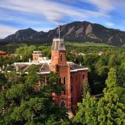 Old Main CU Boulder campus