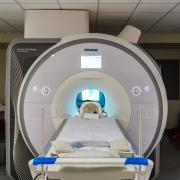 The Siemens Prismafit 3 Tesla magnetic resonance imaging (MRI) system.