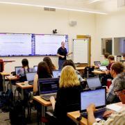 Webinar at CU Boulder.