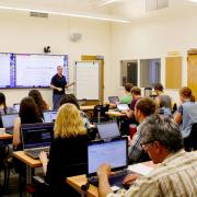 Webinar at CU Boulder
