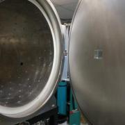 RALPHEE vacuum chamber for research