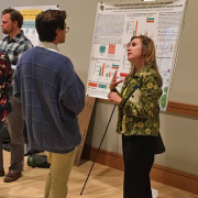 Research & Innovation Week poster presentation
