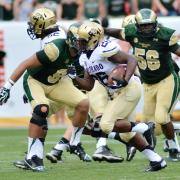 CU playing Colorado State in the Rocky Mountain Showdown