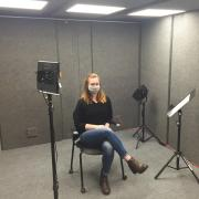 The University Libraries' Video Creation Station at Norlin Library