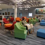 College of Music library