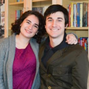 Carissa Marsh and Luke DeGregori