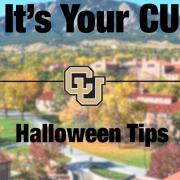 It's your CU: Halloween