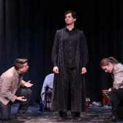 Colorado Shakespeare Festival performs Julius Caesar during school tour