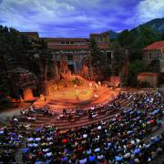 Colorado Shakespeare Festival performs Treasure Island in 2012