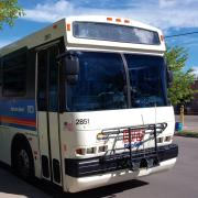 RTD SkyRide bus