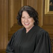 U.S. Supreme Court Associate Justice Sonia Sotomayor
