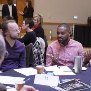 Scenes from the 2019 Spring Diversity and Inclusion Summit