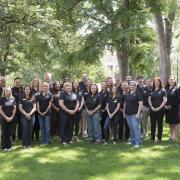 2017 Boulder Campus Staff Council members