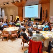 Campus Sustainability Summit awards ceremony