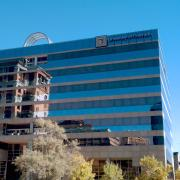 Photo of system office at 1800 Grant St.