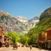 Stock image of Telluride