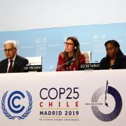 United Nations Framework Convention on Climate Change COP25