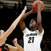 Colorado women's basketball