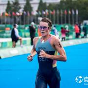Flora Duffy at Tokyo Olympics