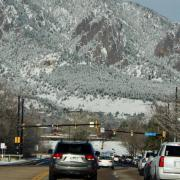 Boulder traffic