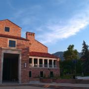 Sunset at the UMC