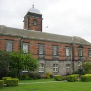 University of Dundee in Scotland