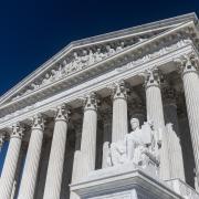 Stock photo of U.S. Supreme Court