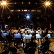 U.S. Air Force Academy Concert Band performance