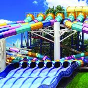Water World slides