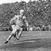 Byron White (#24) was one of the nation's top players in 1937. (CUBuffs.com)