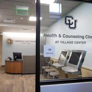 Wardenburg Health Center outlet clinic at Village Center