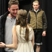 """Actors performing in """"The Winter's Tale"""""""