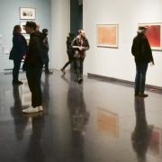 CU Art Museum exhibit