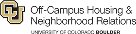 Off-Campus Housing & Neighborhood Relations logo