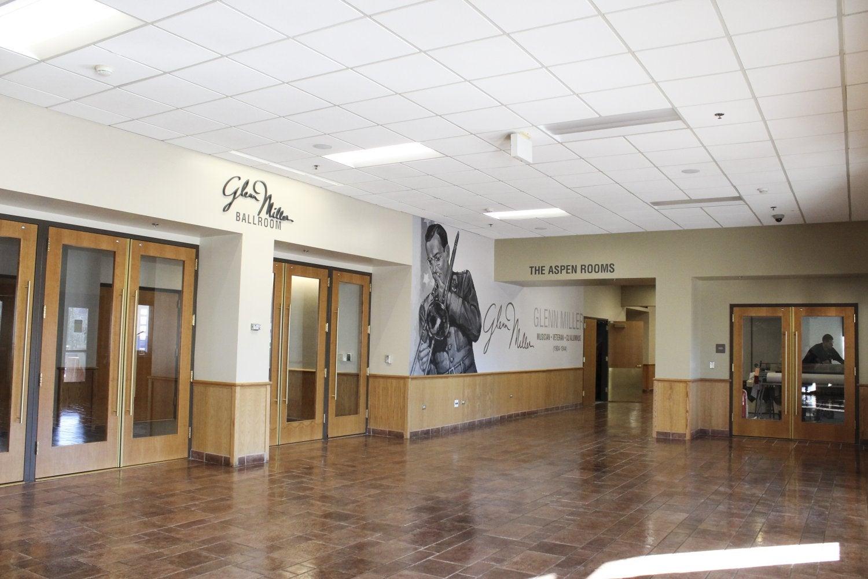 Glenn Miller Ballroom Entrance