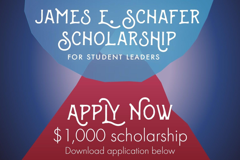 scholarships university memorial center university of  james e schafer scholarship