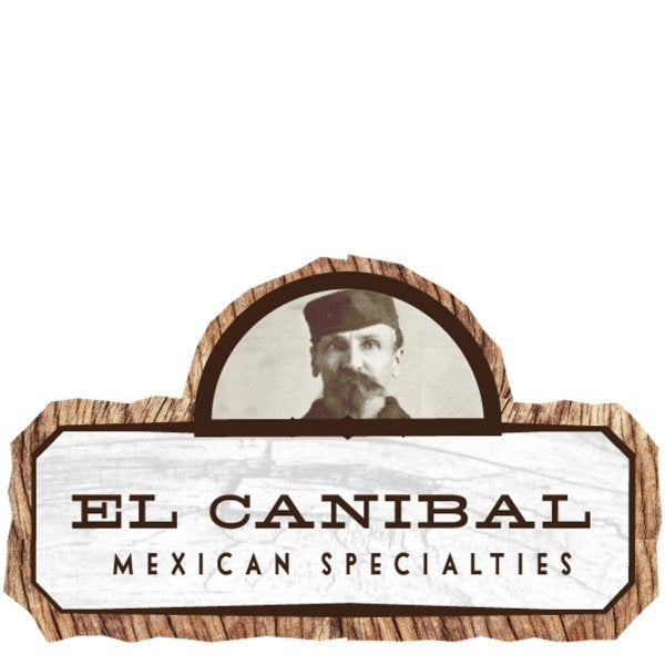 El Canibal Mexican Specialties sign