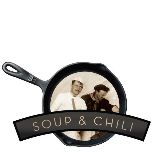 Soup & Chili sign