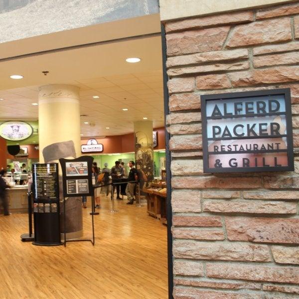 Alferd Packer Grill