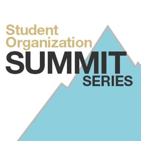 Student Organization Summit Series