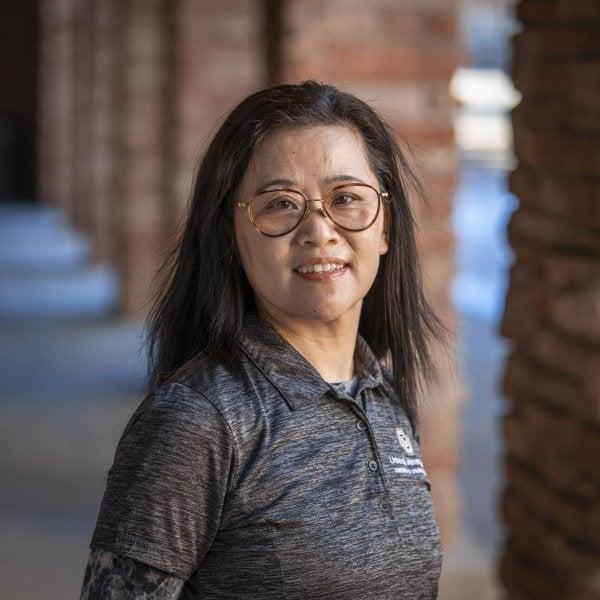 Photo of Leslie Xu